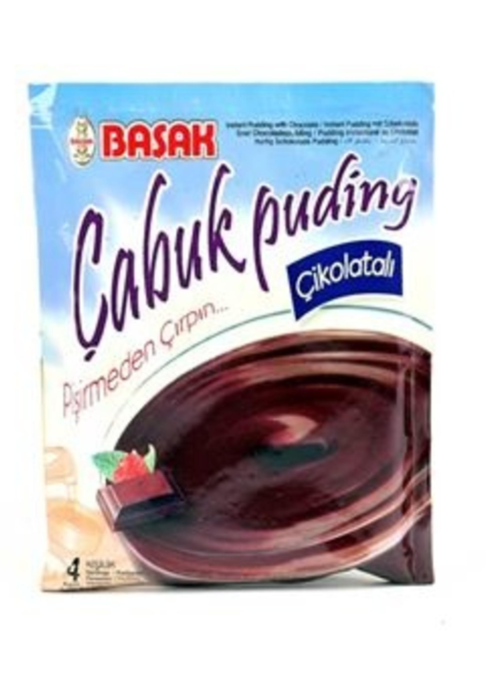 Basak Basak Chocoladepudding 125 gram