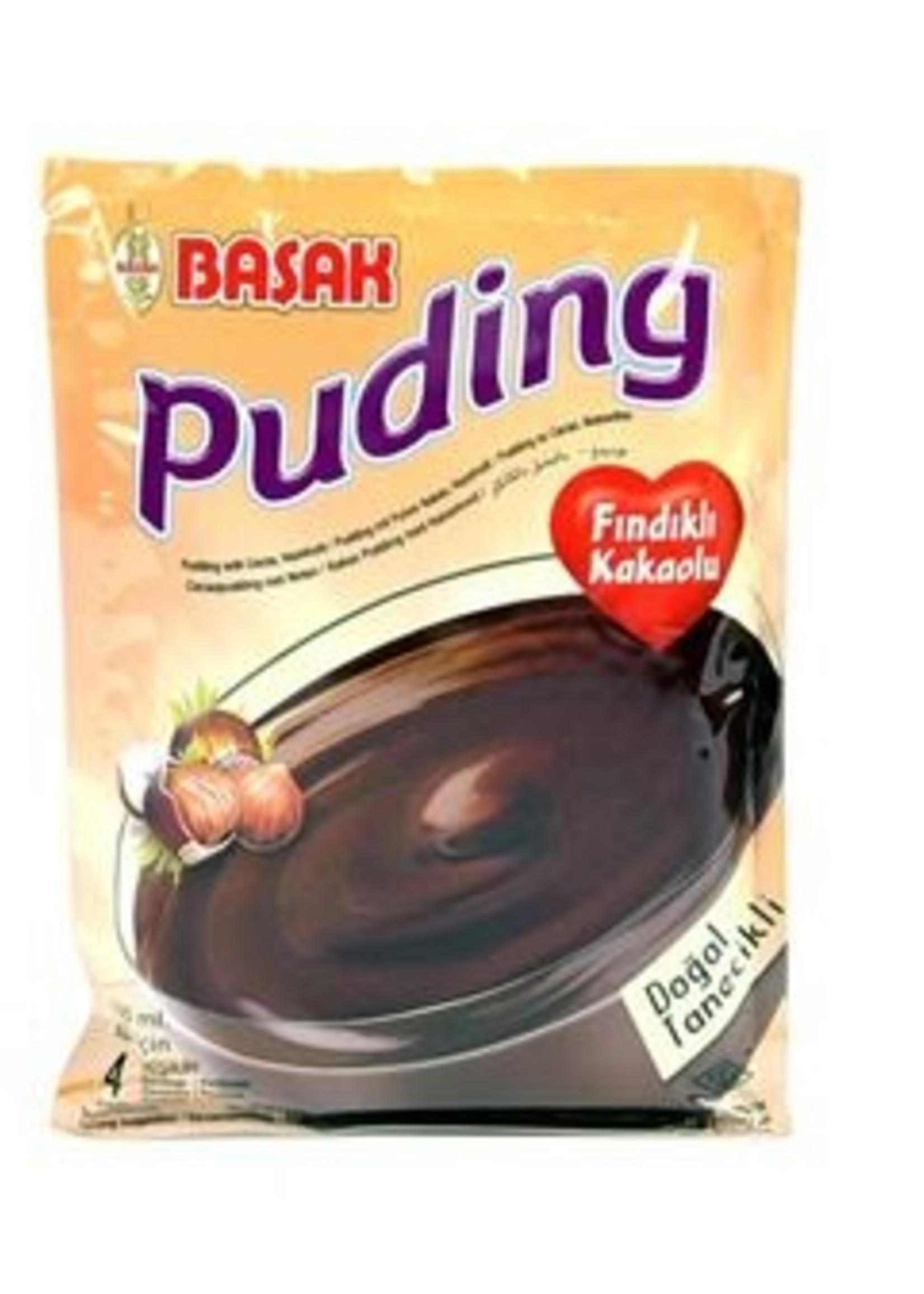 Basak Basak Pudding Cacao met Hazelnoot 110 gram