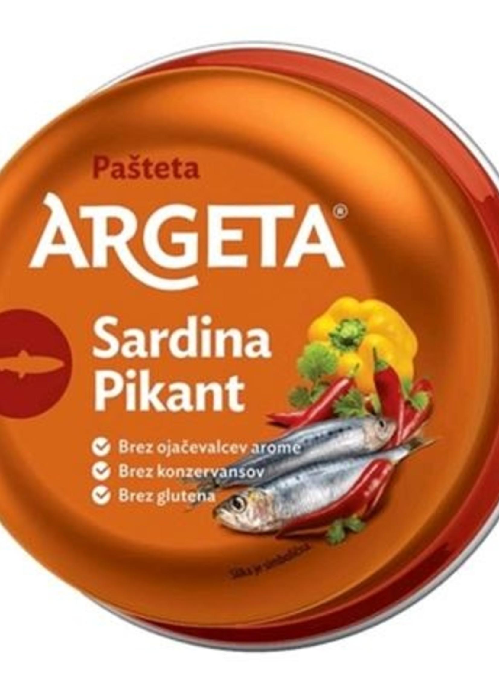 Argeta Sardine Pikant 95 gram