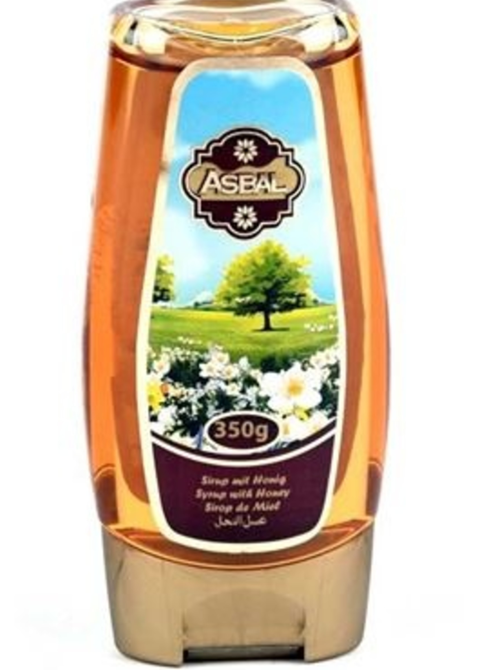 Asbal Bloemenhoning 350 gram