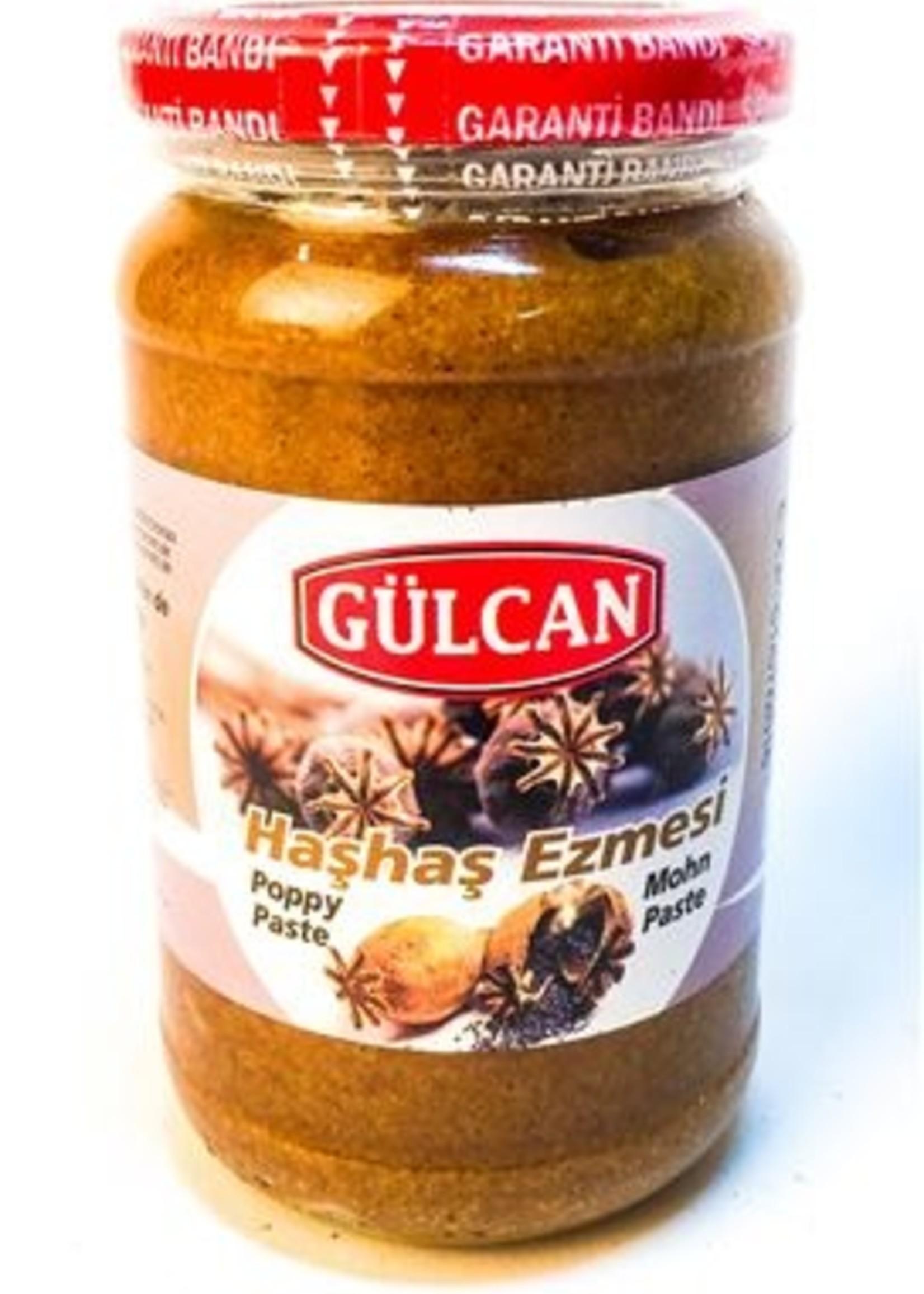 Gulcan Maanzaadpasta 350 gram