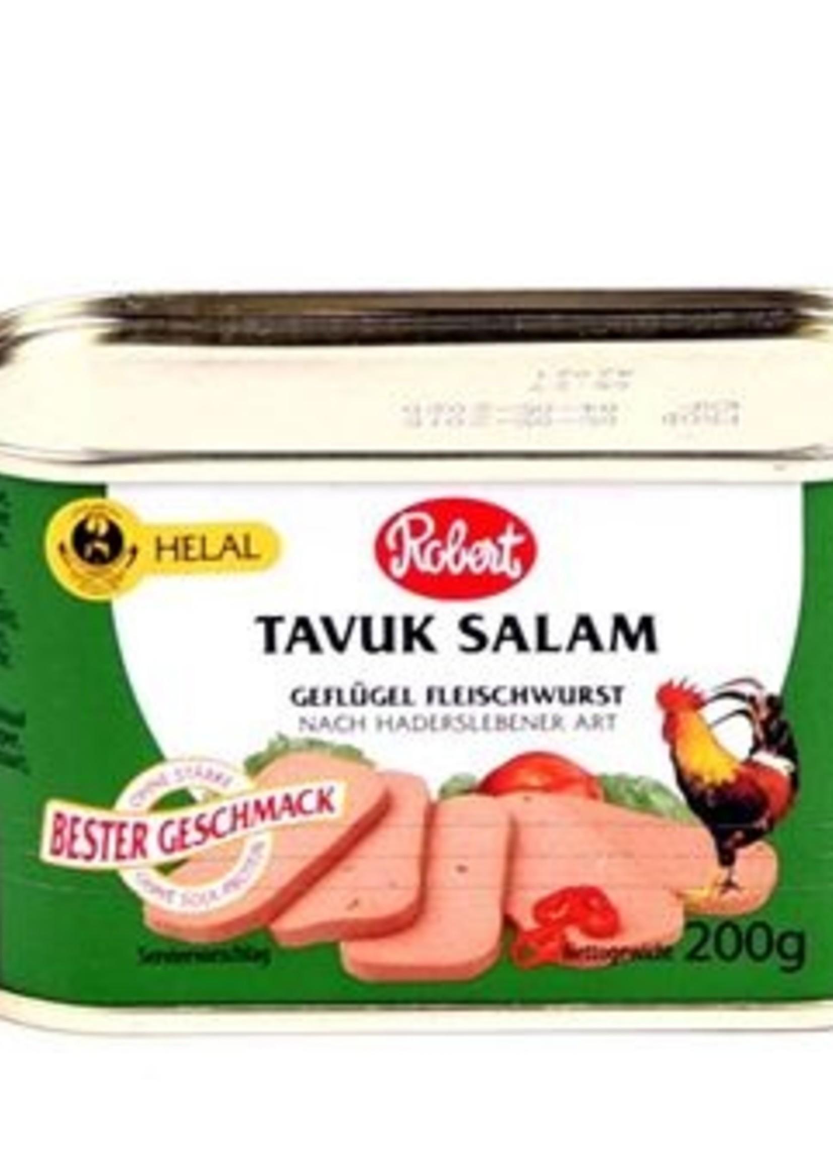 Robert Luncheon Meat Kip 200 gram
