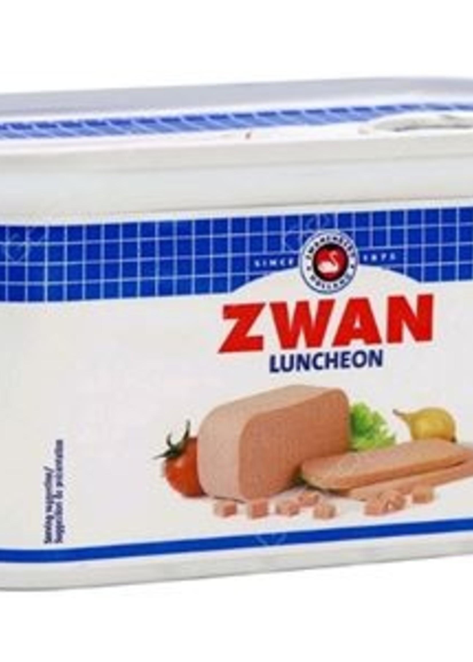 Zwan Luncheon Meat Rund  200 gram