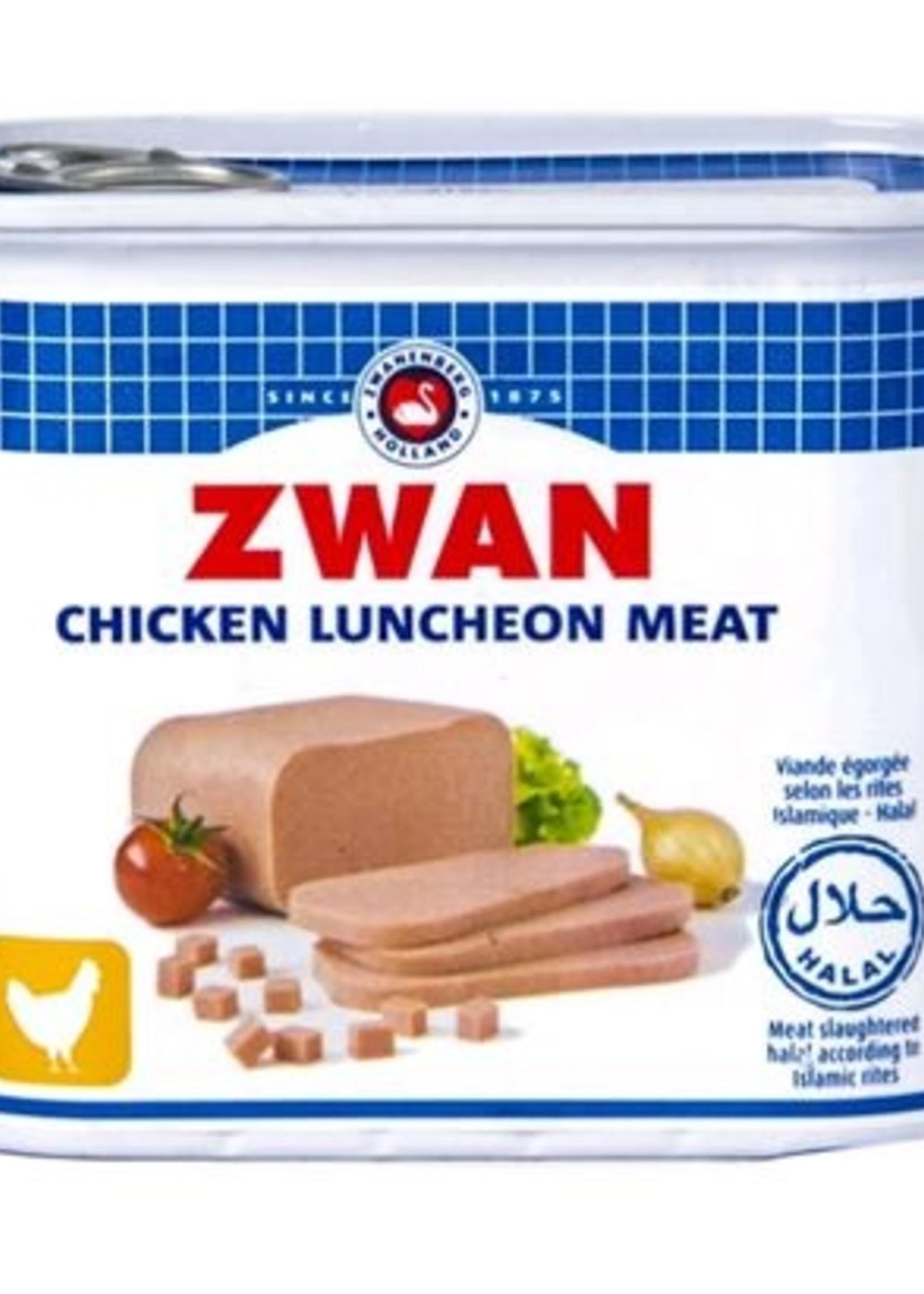 Zwan Luncheon Meat Kip 340 gram