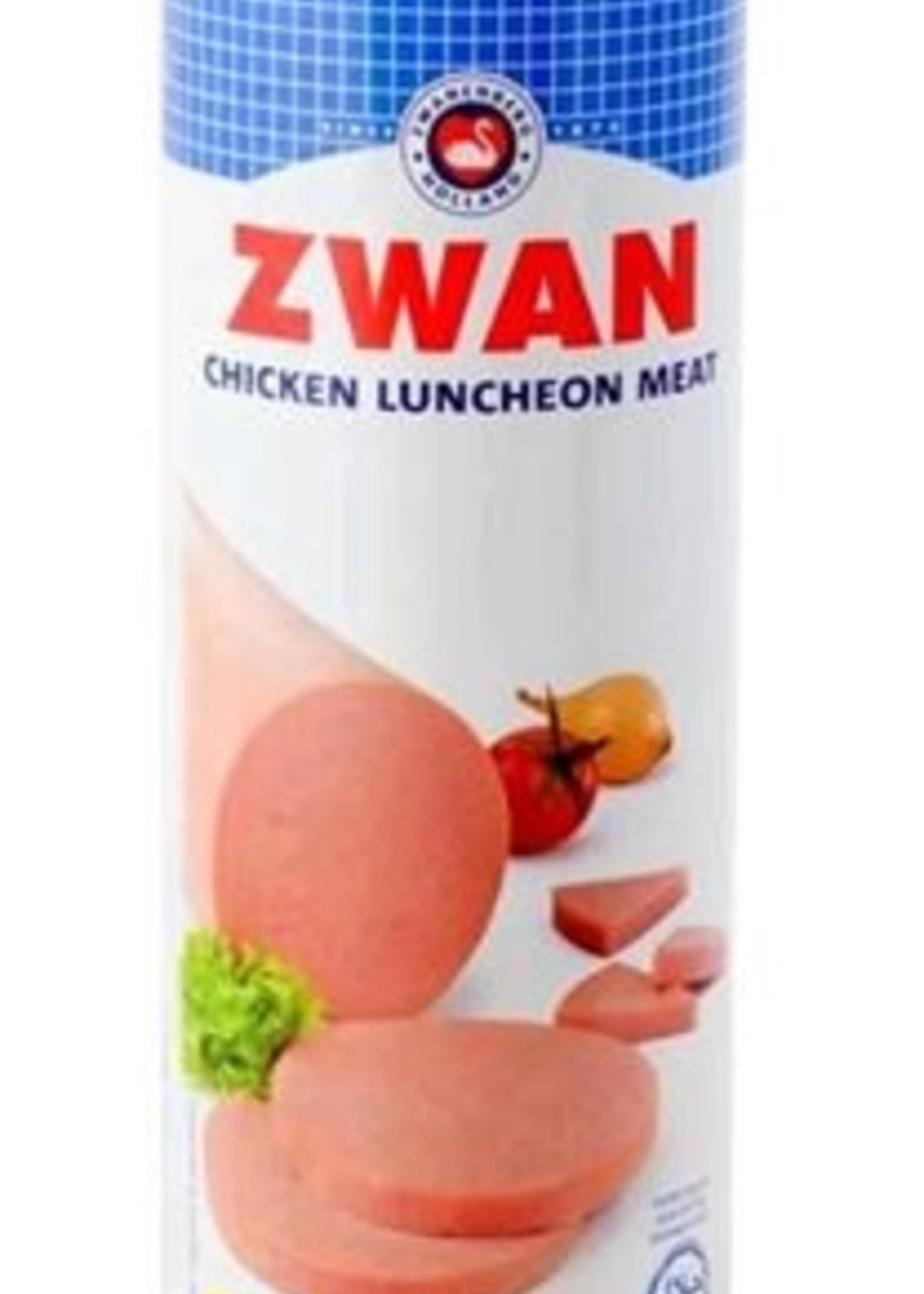 Zwan Luncheon Meat Kip 850 gram