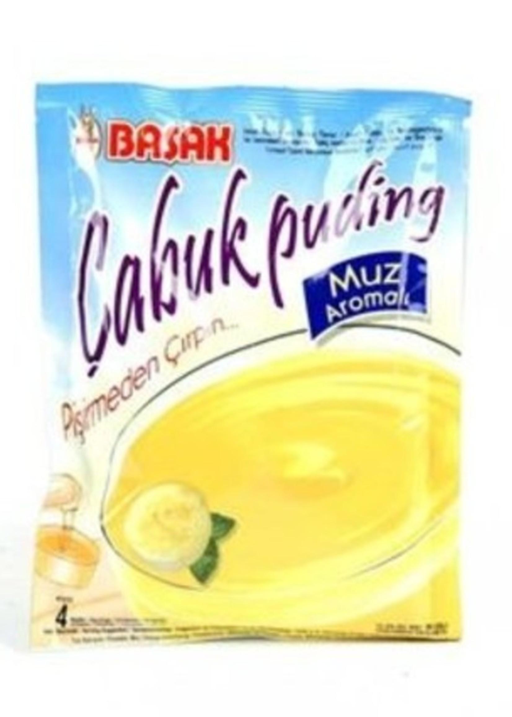 Basak Basak Bananenpudding 125 gram