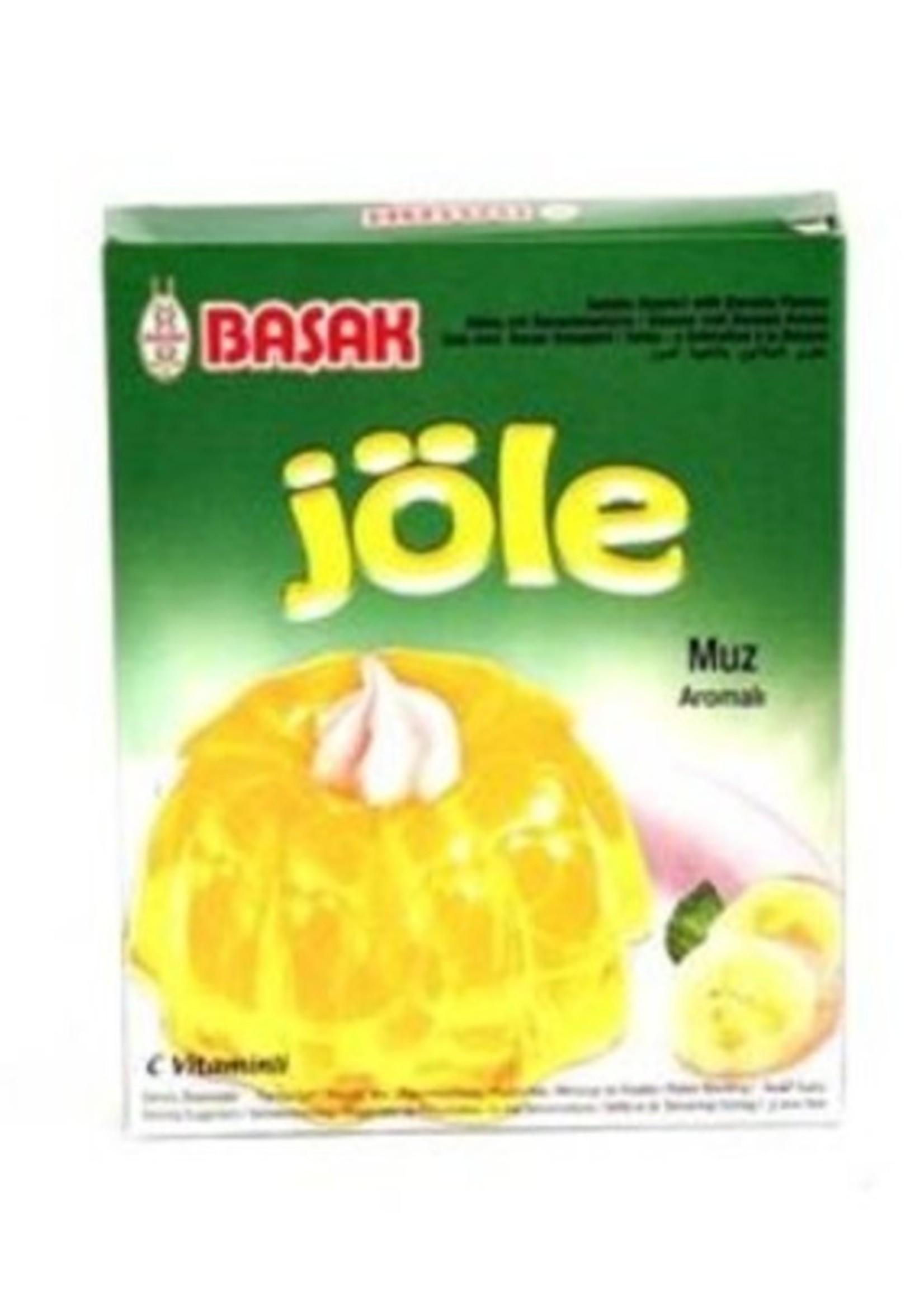Basak Basak Bananen Gelatine 100 gram