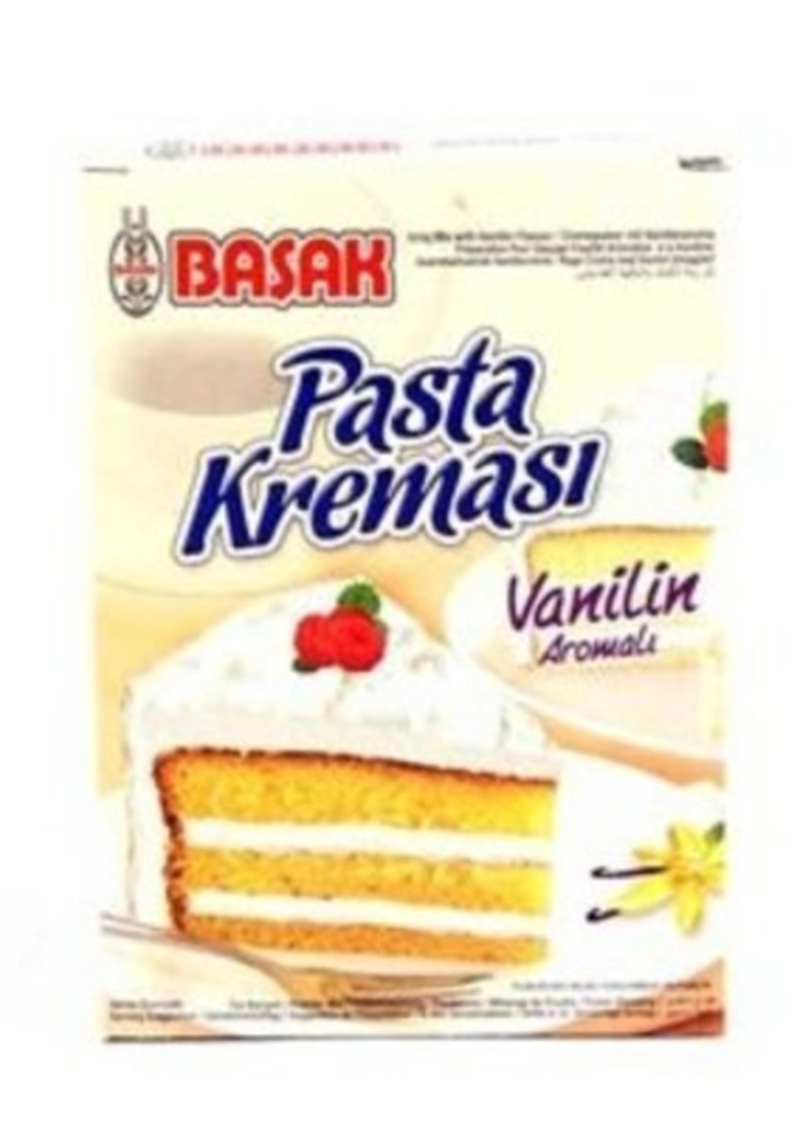 Basak Basak Bakkersroom Vanille 140 gram