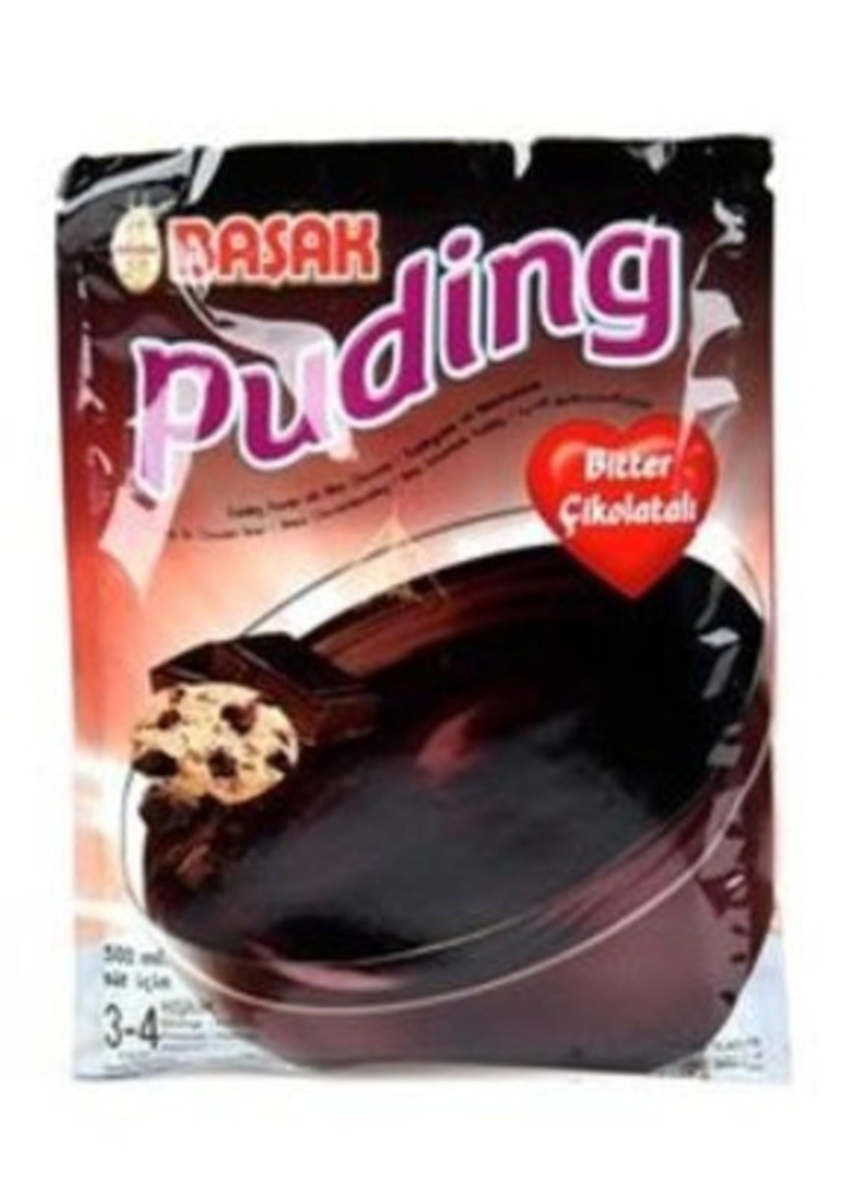 Basak Basak Pudding Chocola Puur 105 gram