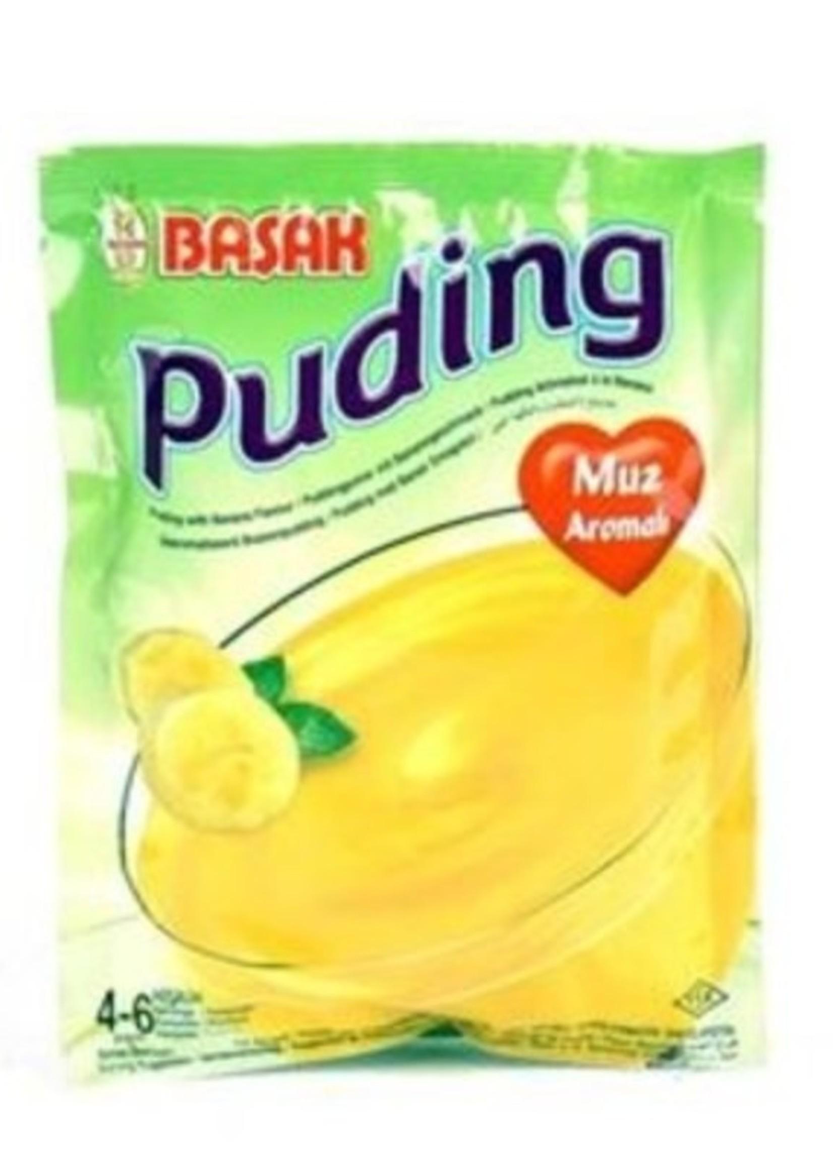 Basak Basak Pudding Banaan 130 gram