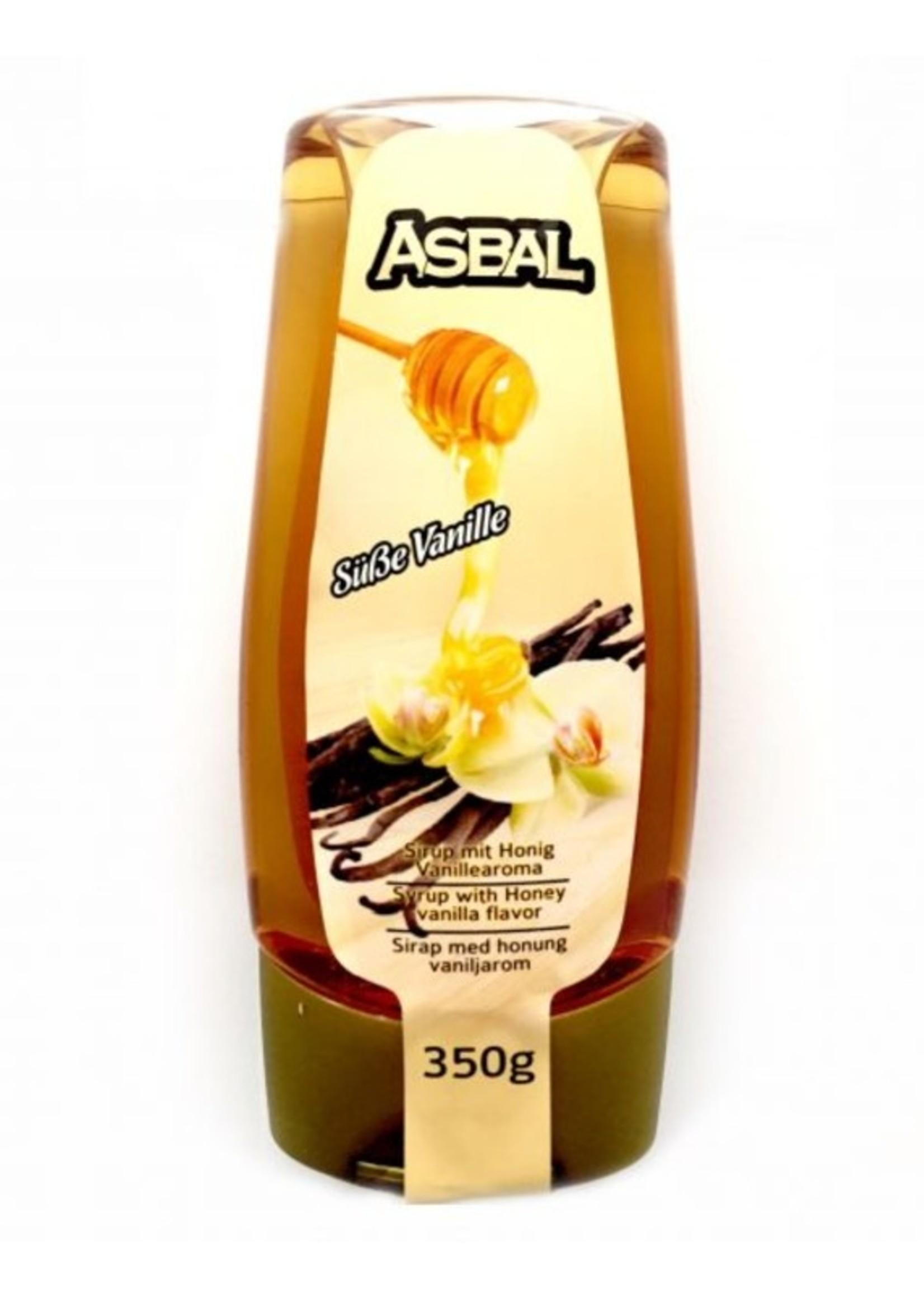 Asbal Honing Vanille 350 gram