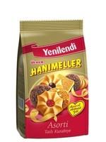 Ulker Hanimeller Koekjes Assorti 180 gram