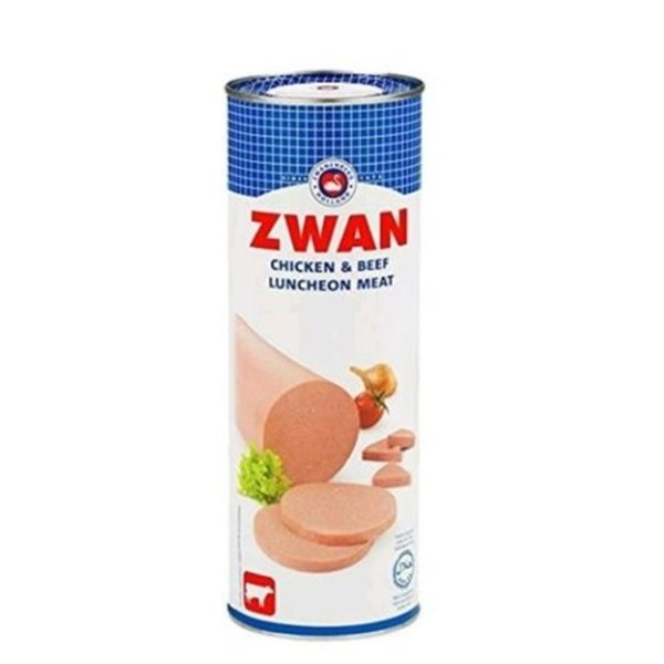 Zwan Luncheon Meat Rund 850 gram