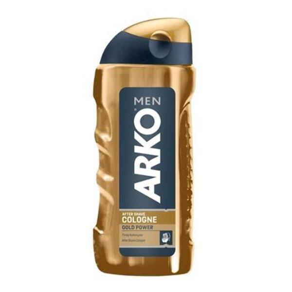 Arko Arko After Shave Gold Power Cologne 250 ml