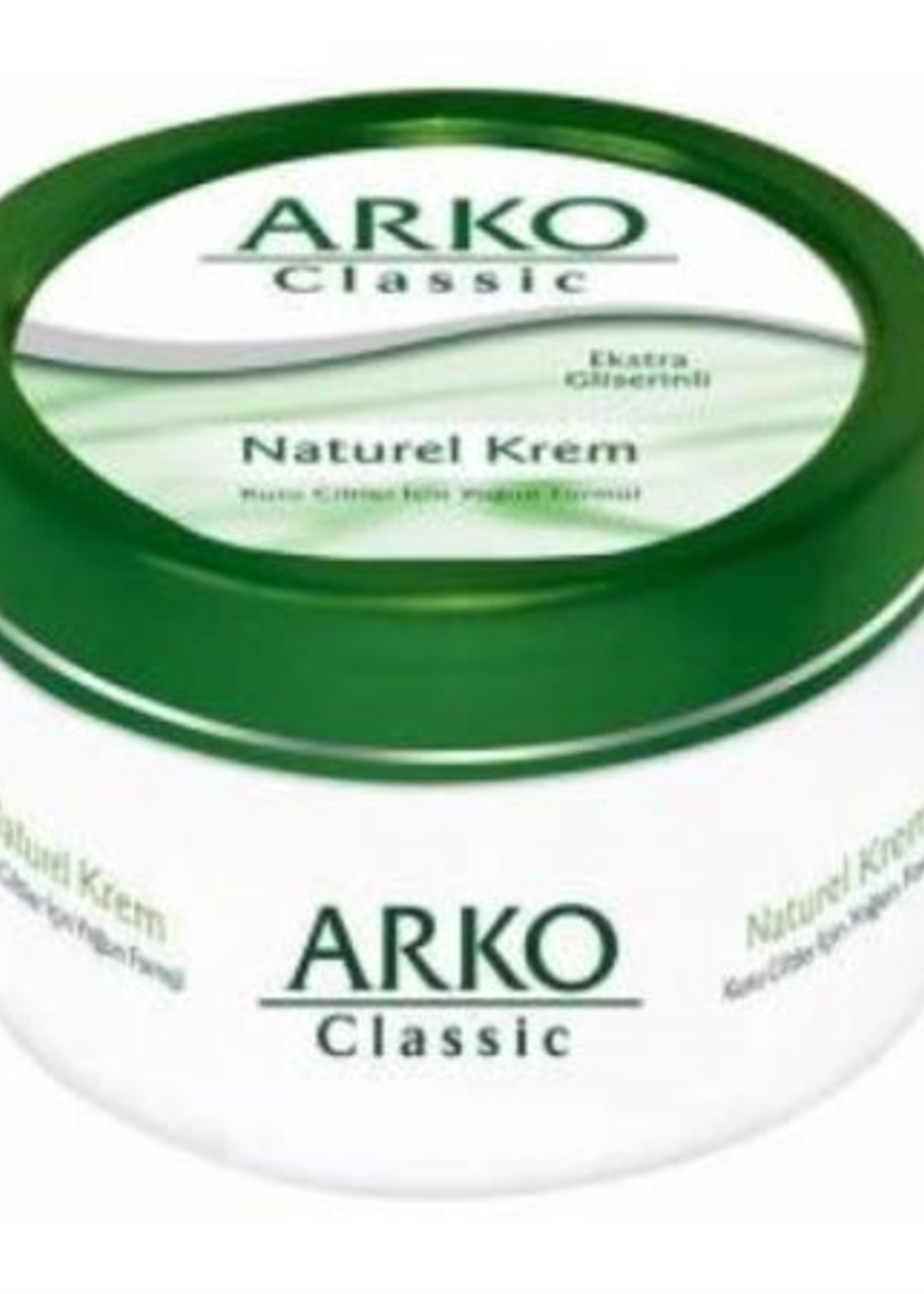 Arko Arko Creme Classic Naturel 300 ml