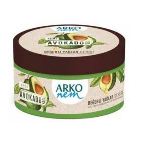 Arko Arko Creme Nem Avocado 250 ml