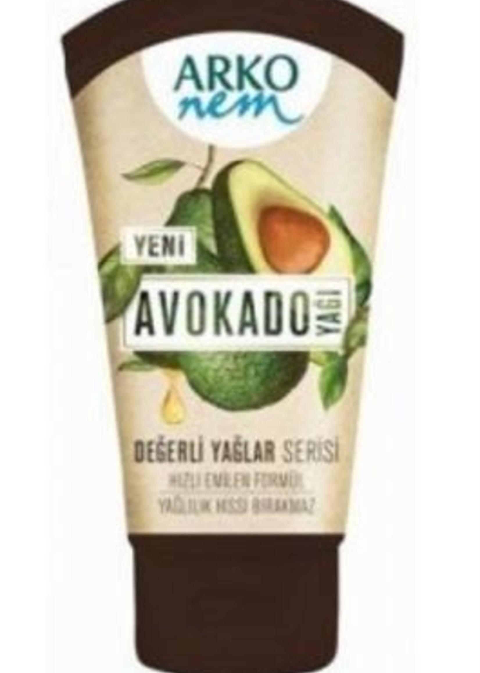 Arko Arko Creme Nem Avocado 60 ml