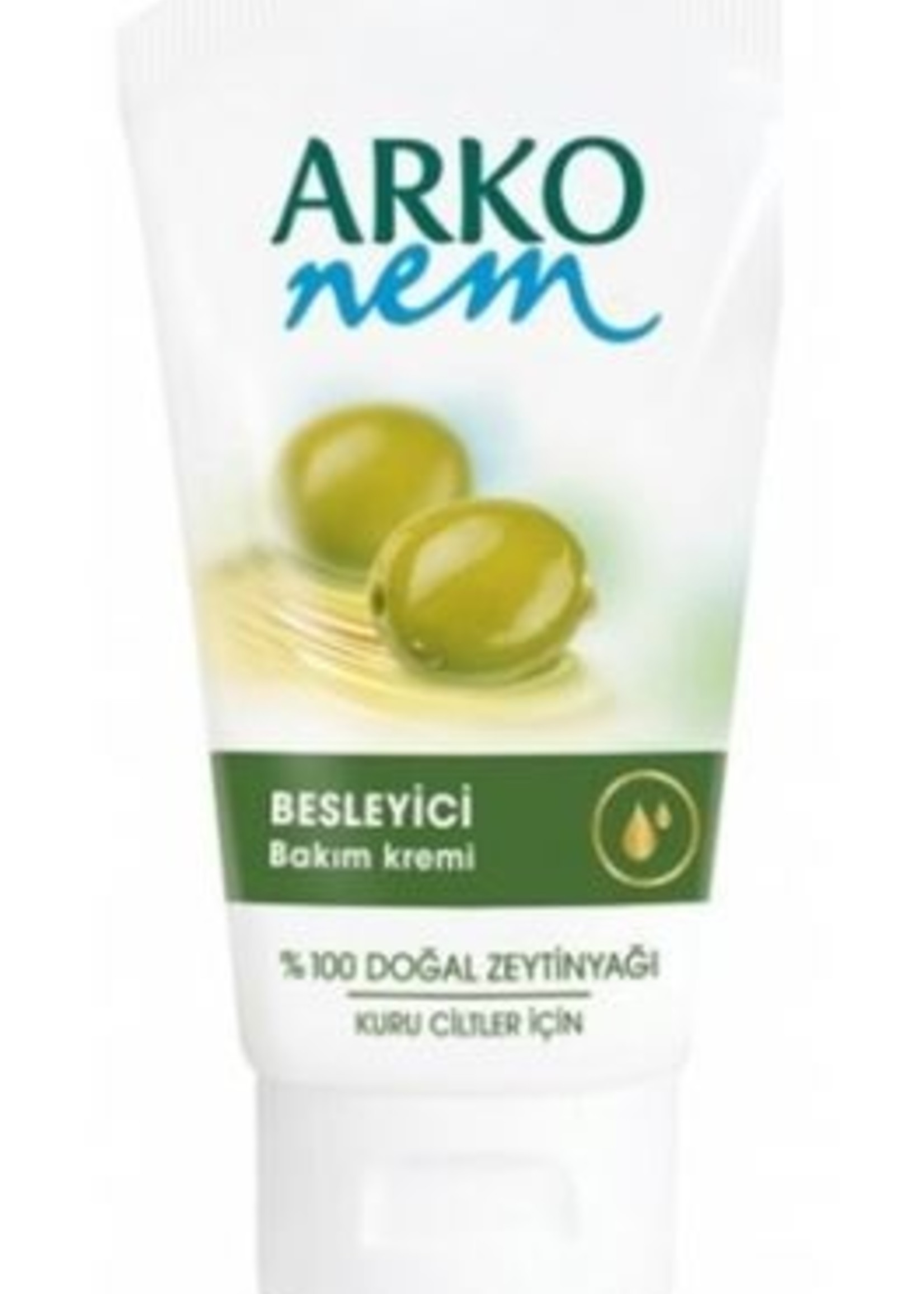Arko Arko Creme Nem Olijfolie 60 ml