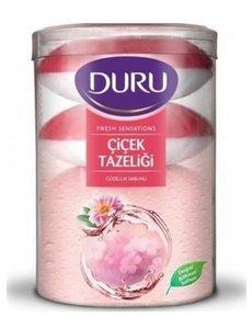 Duru Duru Zeep Fresh Flower 4 x 110 gram