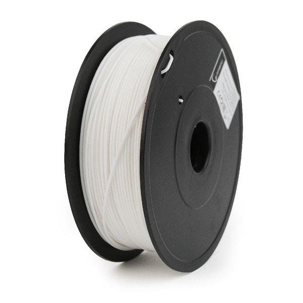Gembird3 PLA-PLUS filament wit, 1.75 mm, 1 kg