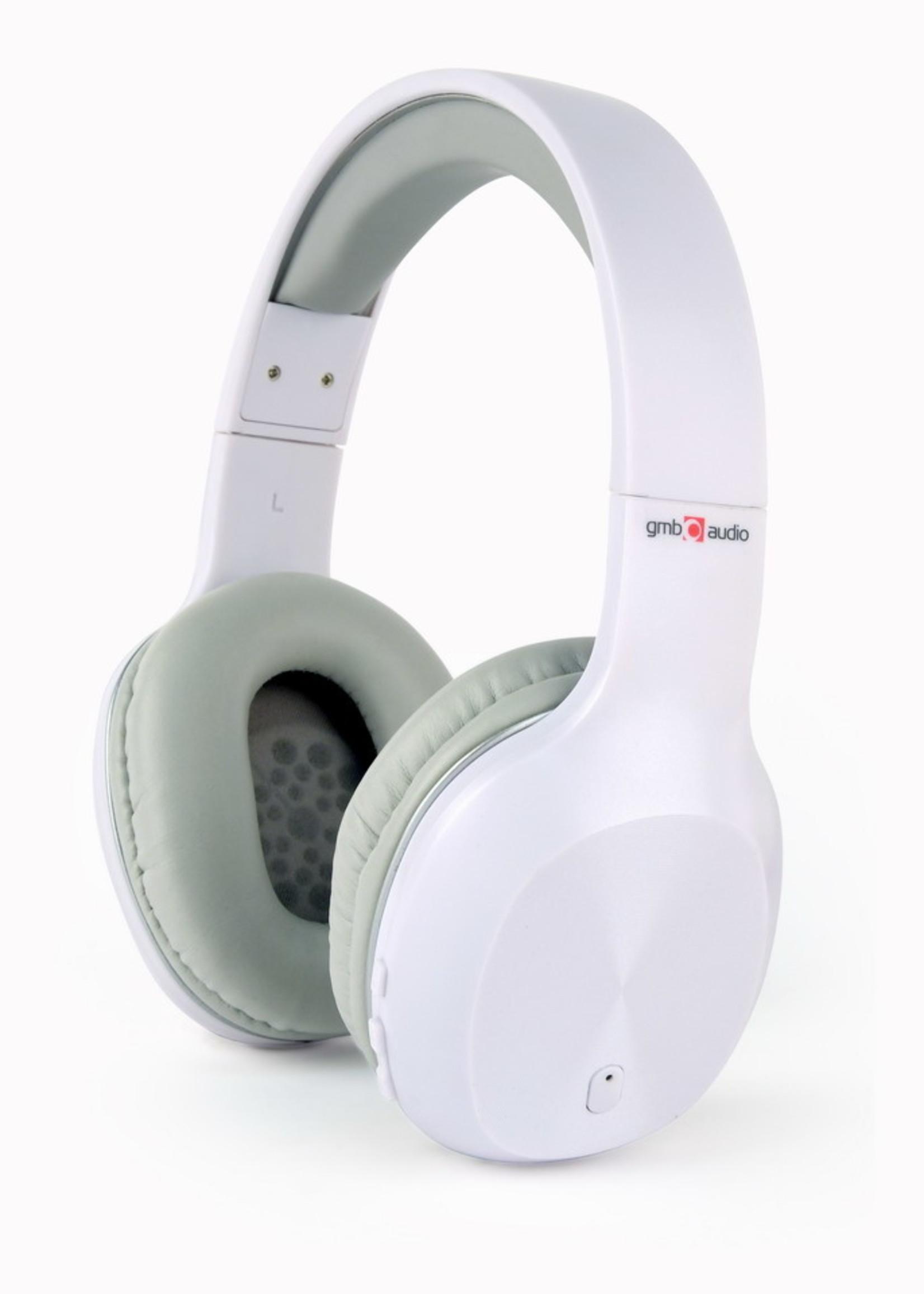 GMB-Audio Stereo Bluetooth headset 'Miami' wit