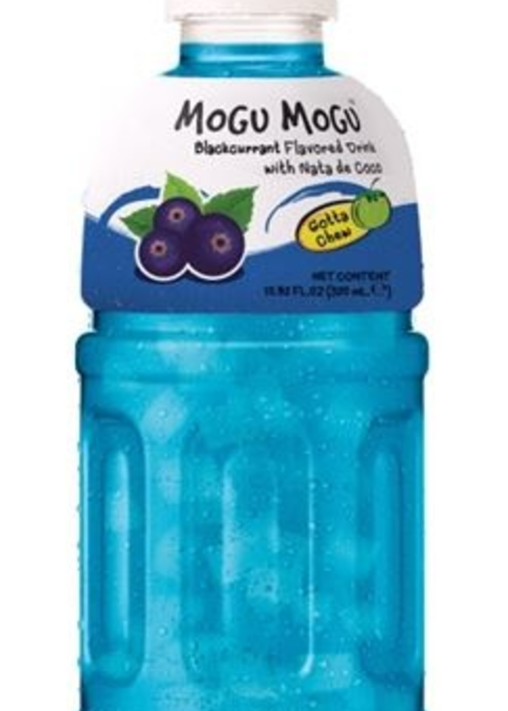 Mogu Mogu Blackcurrent 24 x 320 ml
