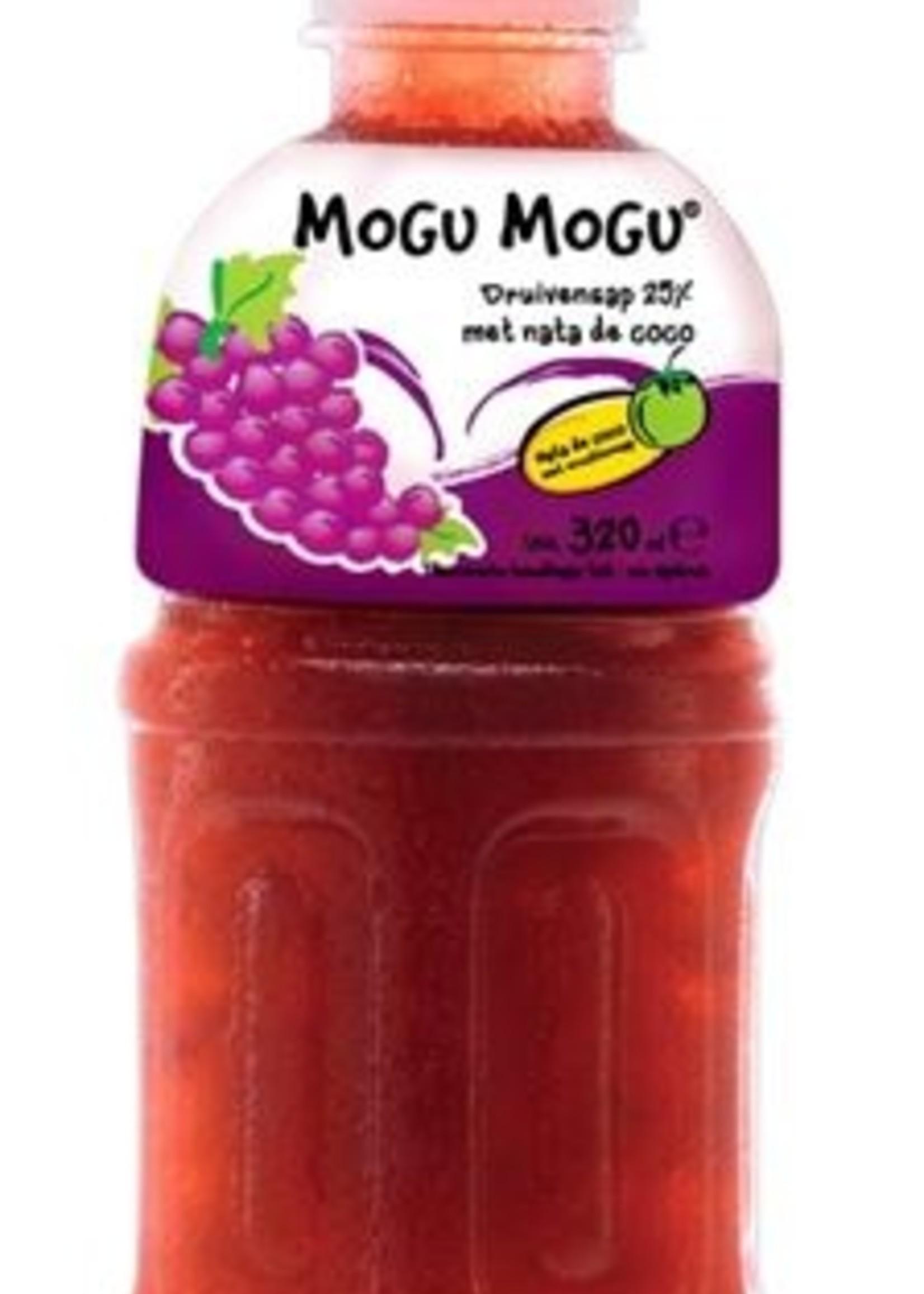 Mogu Mogu Druif 24 x 320 ml