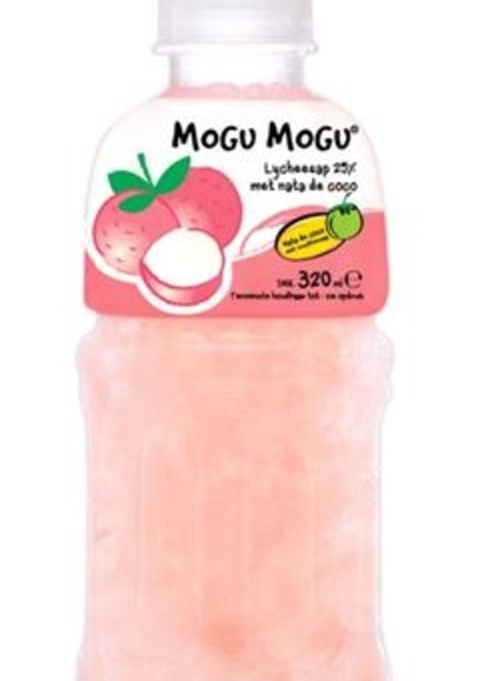 Mogu Mogu Lychee 24 x 320 ml