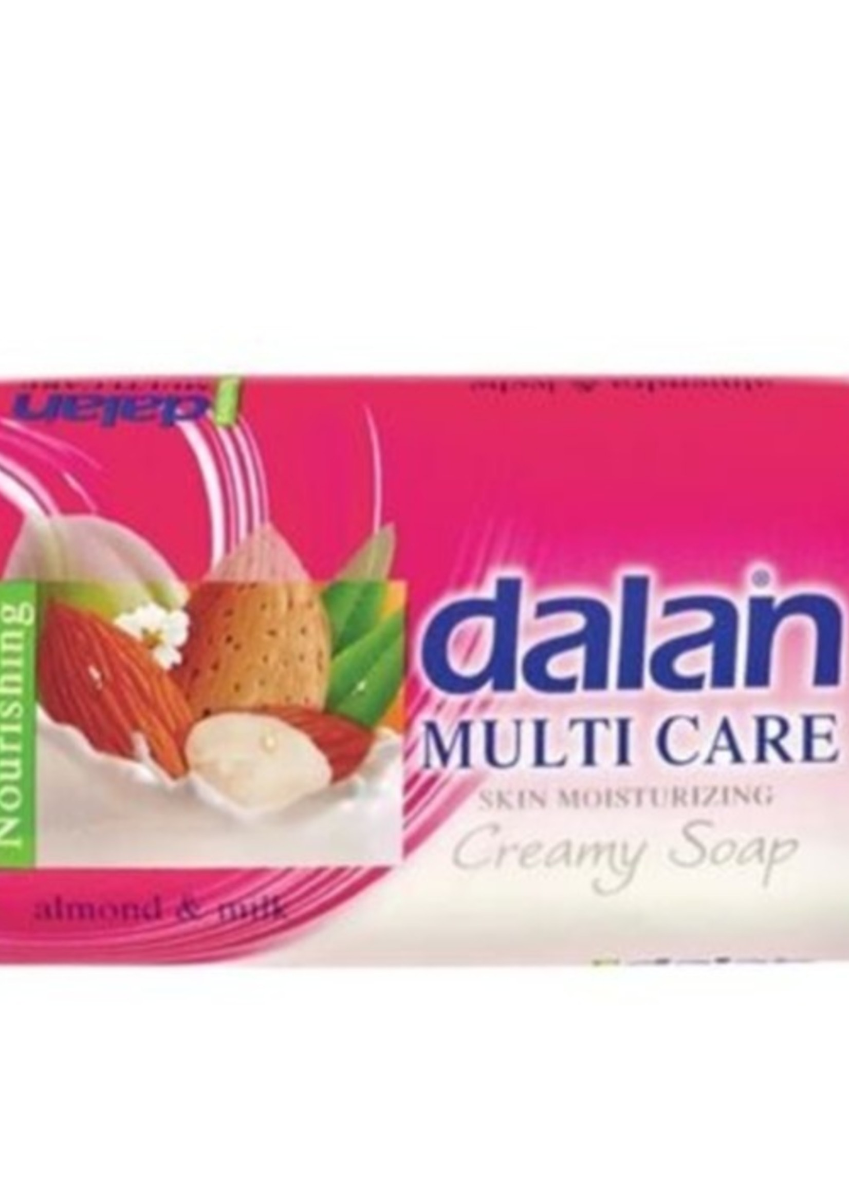 Dalan Multi Care Zeep Amandel &  Melk 90 gram