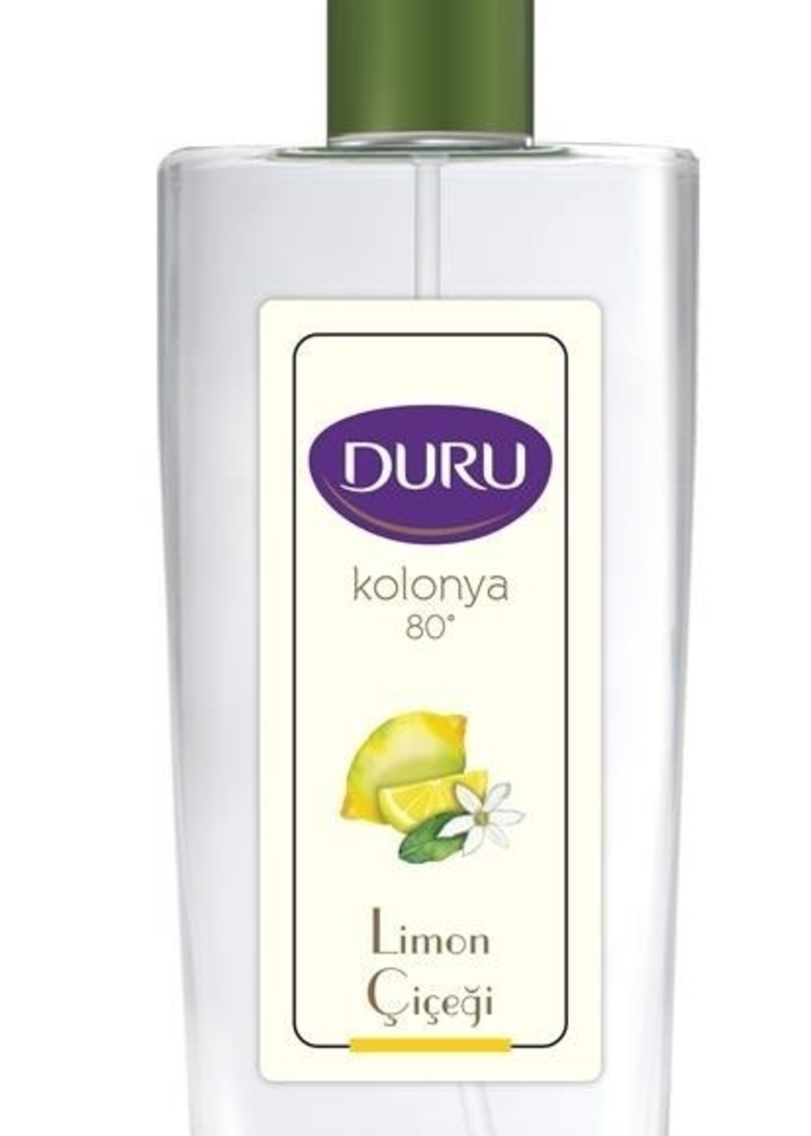 Duru Duru Kolonya Limon Spray 150 ml