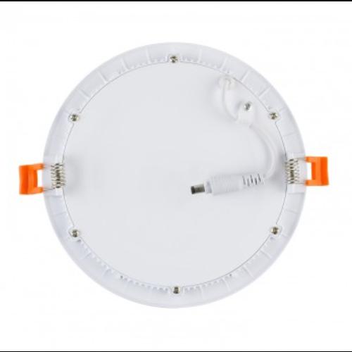 LED paneel inbouw 15W rond