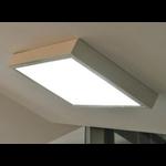Alu kader voor LED paneel 30 x120 cm
