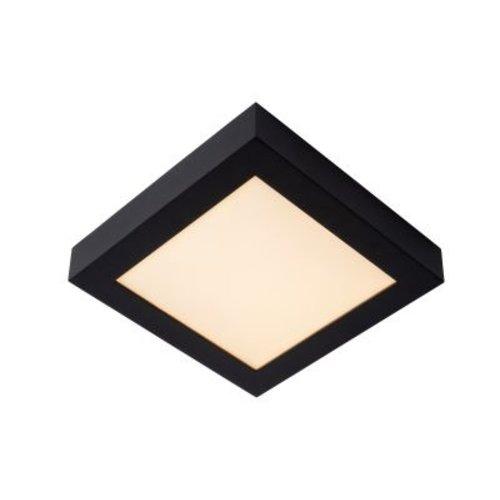 Design badkamerlamp IP44 wit of zwart 22W LED dimbaar vierkant