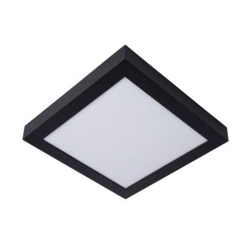 Plafondlamp badkamer design IP44 wit of zwart 30W vierkant dimbaar