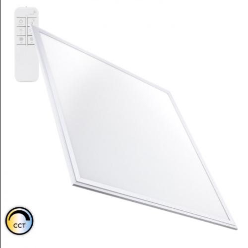 LED paneel kleur instelbaar CCT 40W 60x60 cm met afstandsbediening