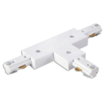 3 fase T-connector wit of zwart