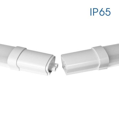 LED armatuur opbouw 36W 120cm 4000K IP65