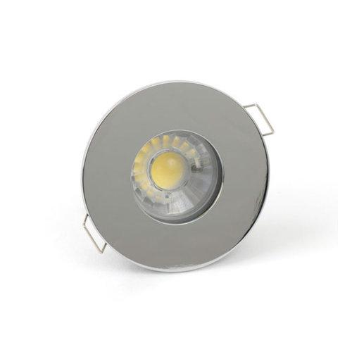 IP65 badkamer spot GU10 wit, grijs, zwart, goud zaagmaat 68mm