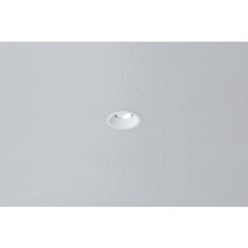 Inbouwspot klein richtbaar 3W wit of zwart zaagmaat 35mm