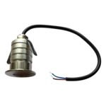 Mini LED spot badkamer IP67 dimbaar 3W 230V grijs