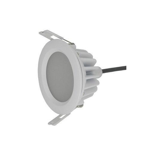 LED inbouwspot badkamer IP65 230V 12W zaagmaat 95mm