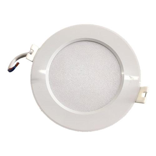 Inbouwspot inbouwdiepte 3 cm 15W LED zaagmaat 105mm