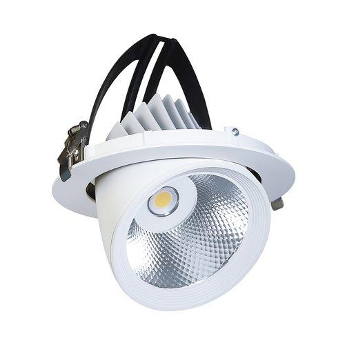 Inbouwspot kantelbaar 35W LED winkelverlichting
