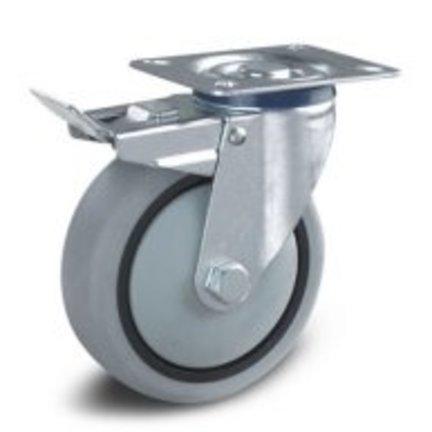 Hjul för under apparat