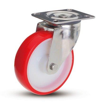 Rostfritt stål/INOX-hjul