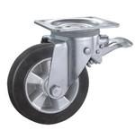 Hjul för avfallsbehållare