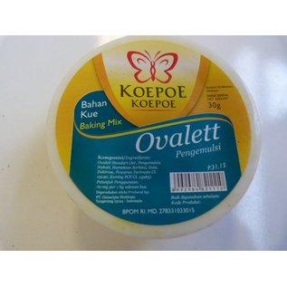 Koepoe ovalett 30gr