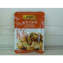 Lee Kum Kee sauce for ma po tofu 80gr