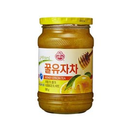 Korean citron honey tea 500g