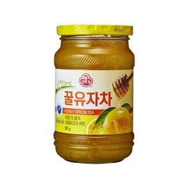 Korean citron honey tea 620g
